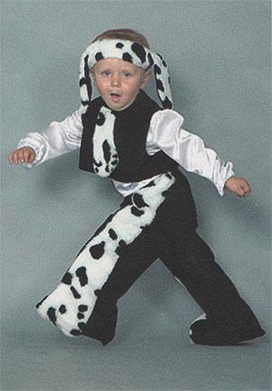 Карнавальный костюм собака своими руками